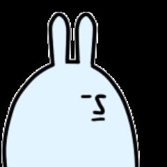 ウサギと思われ