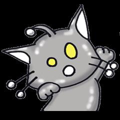 メタル猫だよ