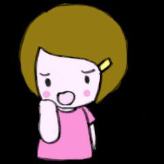 [LINEスタンプ] 愛すべき、かあちゃん (1)