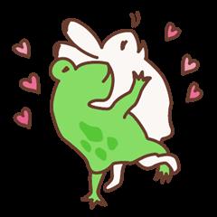 ゆるっと☆鳥獣戯画