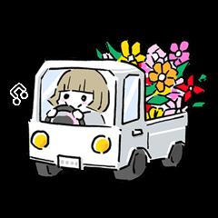 花屋のボブちゃん