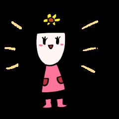 花の妖精の花子