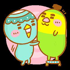 スモールバナナ&カッパ(日常生活)