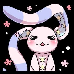 ねぐせウサギ~ダラダライフ~