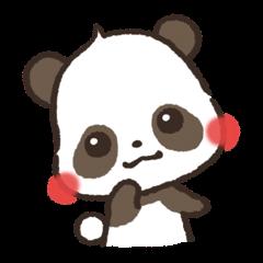ゆるゆるパンダ「ノンノン」