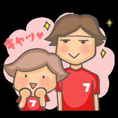 スキスキサッカー!!(for赤色チーム)