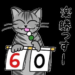 テニス猫(試合結果報告用)