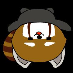 レッサーパンダのゆったりライフ2