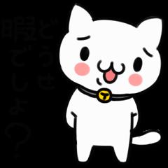 [LINEスタンプ] うざぬこ日和(基本セット) (1)