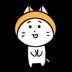 It is Goro of my cat.