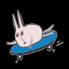 ほんのりウサギ