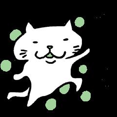 信州の方言をしゃべる猫