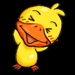 banano yellow duck