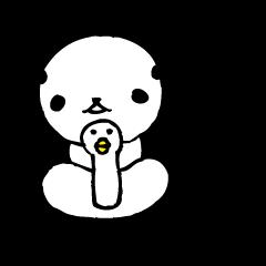 熊猫日常(パンダ)〜お礼と謝罪〜