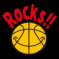 バスケットボールRocks!!