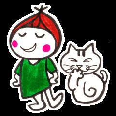 森ガール・マロンちゃん