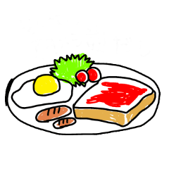 食べ物ちゃん