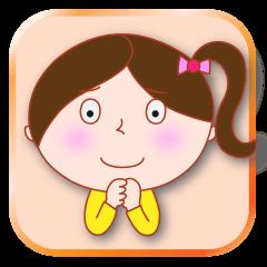 おちゃめな女の子 by マサユミ