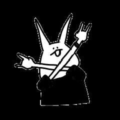 ウサギの日常