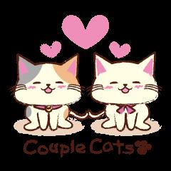 Couple Cat(夫婦ねこ)