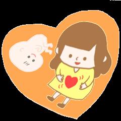 妊娠ママとおなかの赤ちゃん