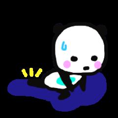 マラソンパンダ
