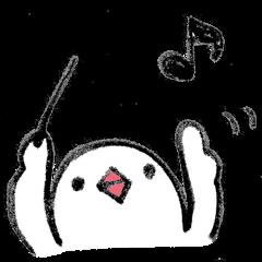 ことりホワイト4 部活(吹奏楽部)編