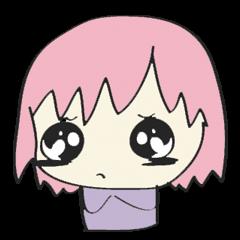 Pink Head