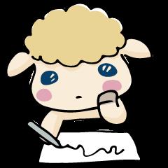 悩める子羊 ミムー