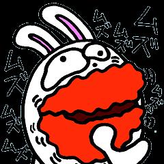 とってもブサイクなウサギ.2