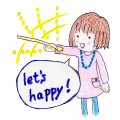 let's happy!