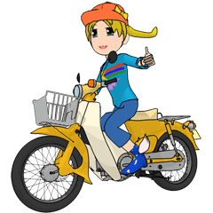 レイナちゃんは、ライダーになりたい!