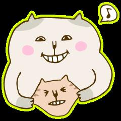 catogether 猫にゃにゃ cat