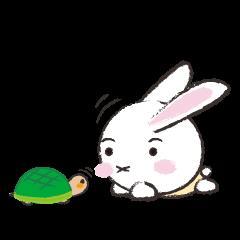 うさぎのほいっぷちゃん