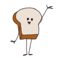 食パンの日常