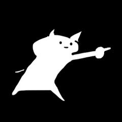 やたらカッコイイ猫【中二病発症】
