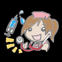 がんばれリトル・ナース!
