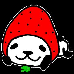 イチゴなパンダ。 Ichigo na Panda