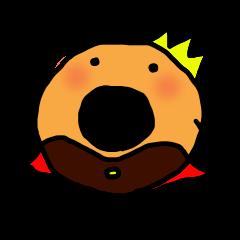 King Donut&Ms.Cupcake