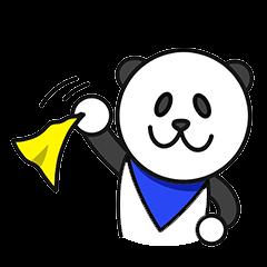 バンダナパンダ2