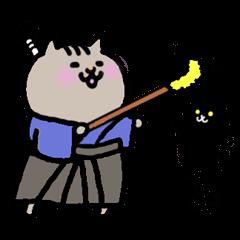 猫シリーズ⑦仲良しにゃんず、サイレント編