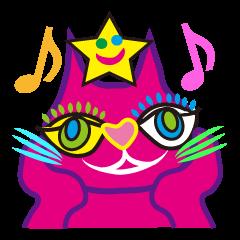 ネコのショッキングピンキー <仕事編 1>