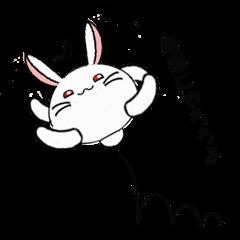 ウサギだもの