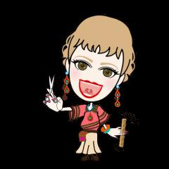 関西の女性美容師さん