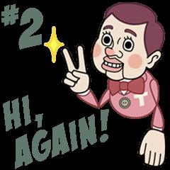 マッピーカウンティ (トビー2)