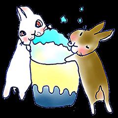 ちいさなウサギの不思議な夢