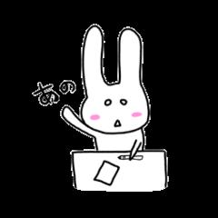 毎日ウサギ