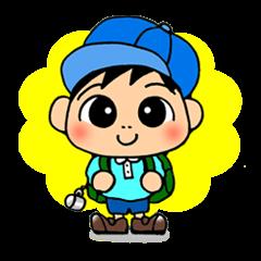 ☆幼児のスタンプ~男子~☆