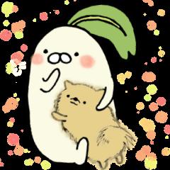 ぽよ太郎とメイちゃん~煽り合う日常~