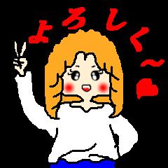 プリティーガール メルちゃん
